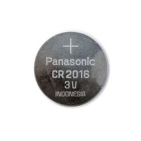 Panasonic CR 2016 Knopfbatterie 3V/90 mAh